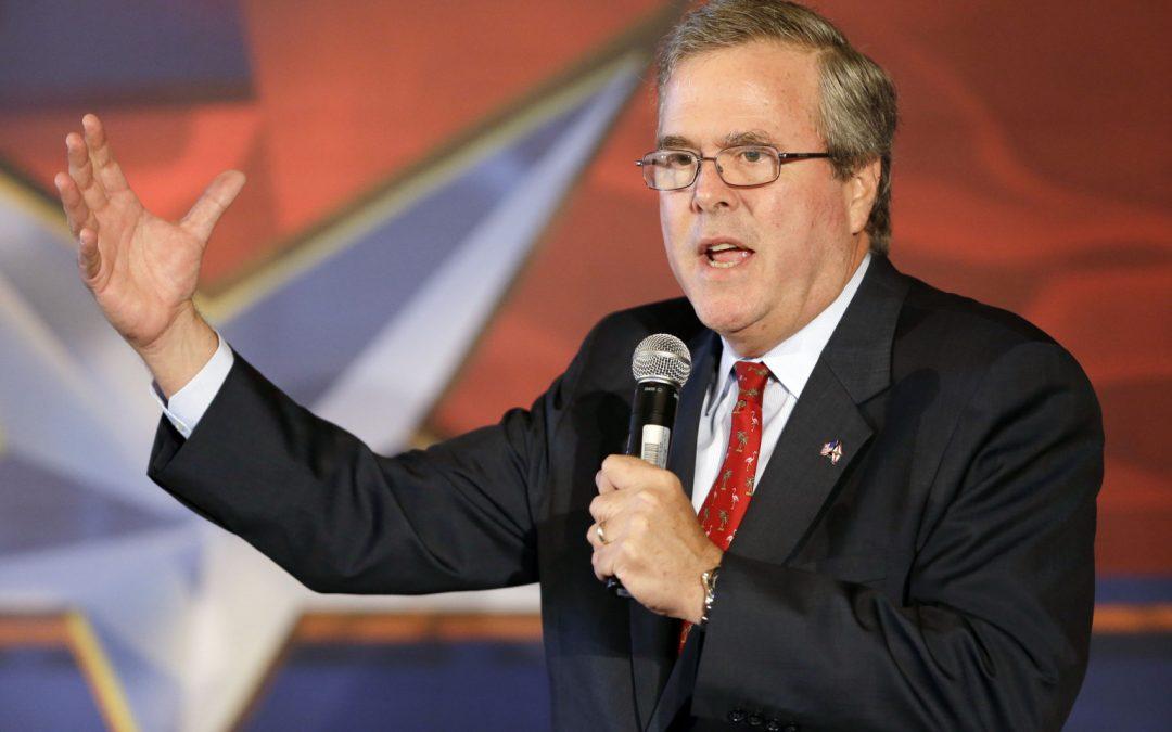 Las armas de doble filo de Jeb Bush