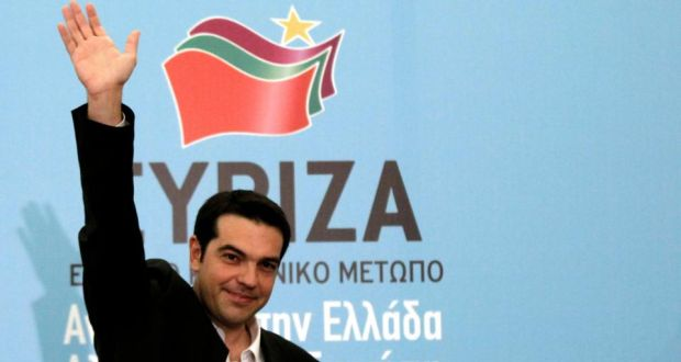 Los equilibrios del discurso de Syriza
