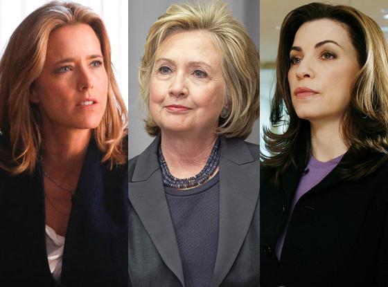 Series inspiradas en Clinton.