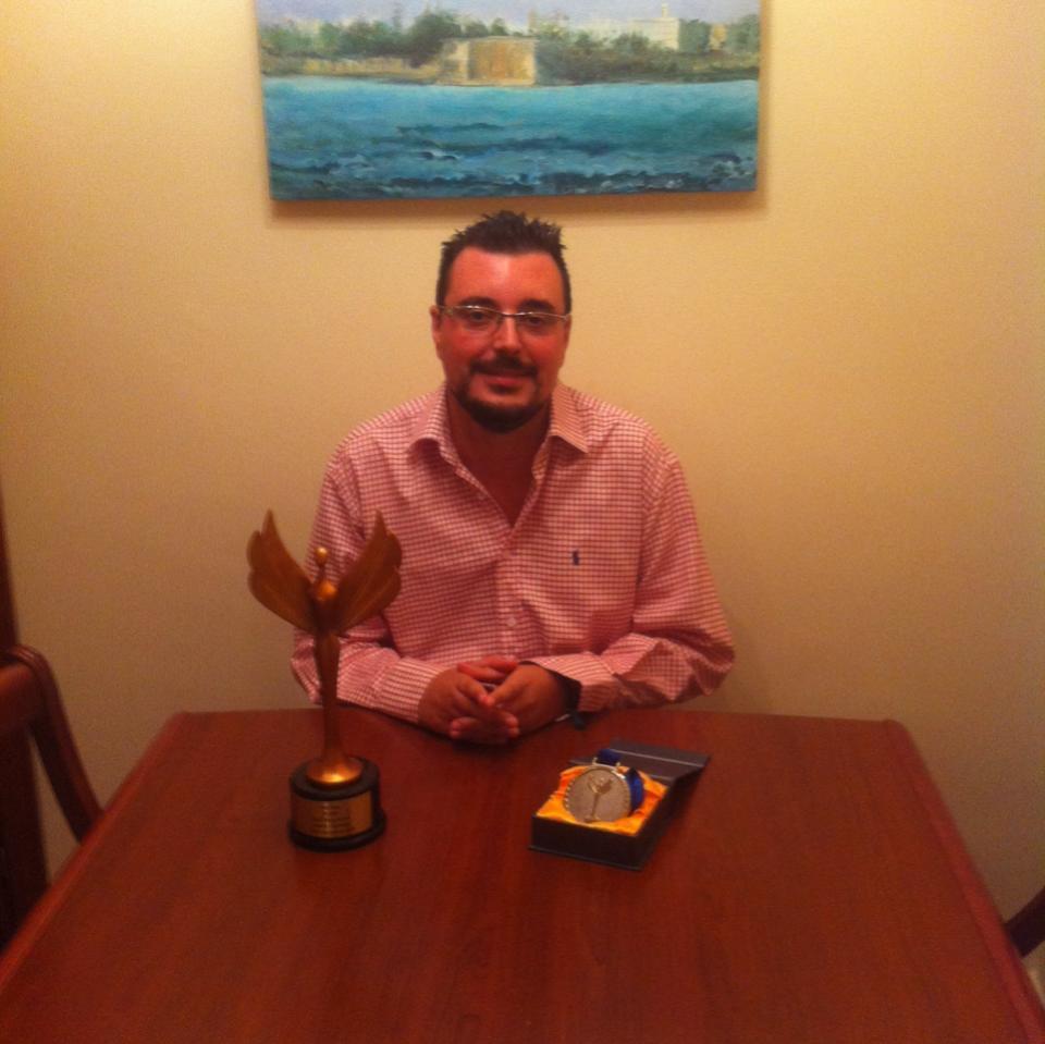 'El Atril' gana un Victory Award