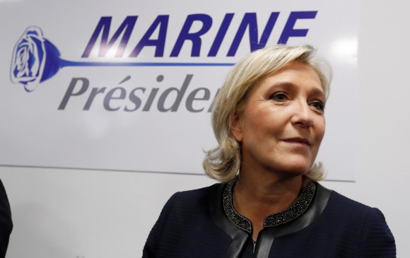 Marine Présidente