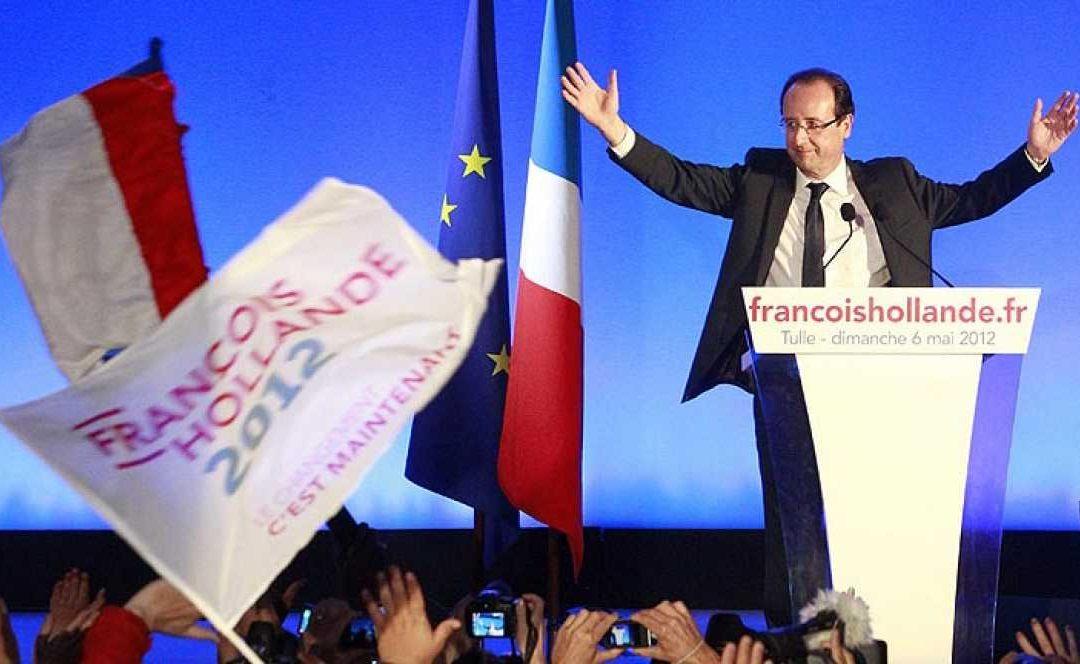 La interesante estrategia electoral y comunicativa de Hollande