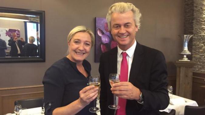 Le Pen no es Wilders