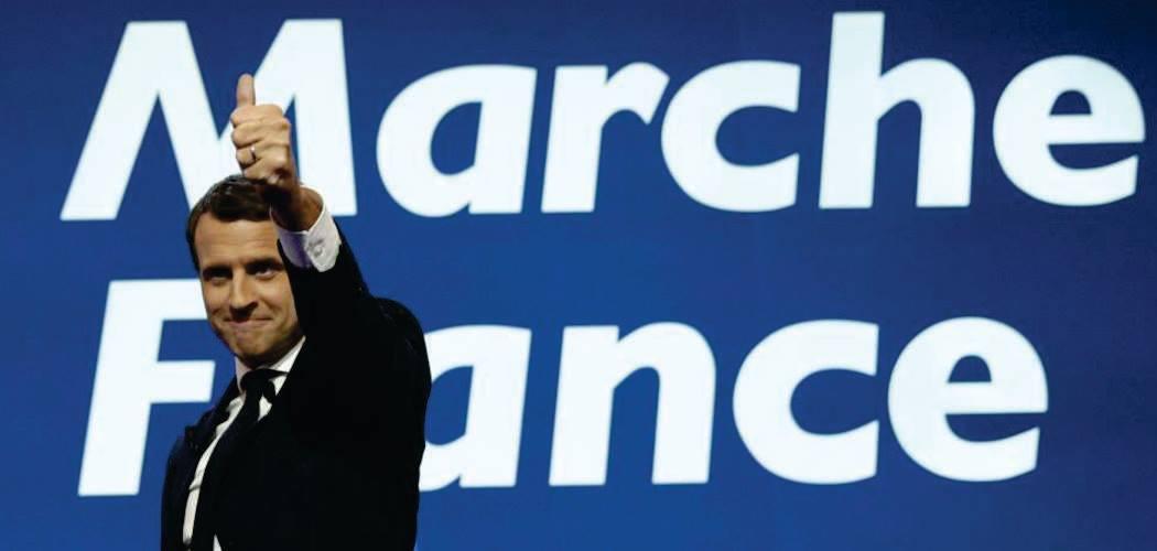 ¿Es Macron un candidato populista?