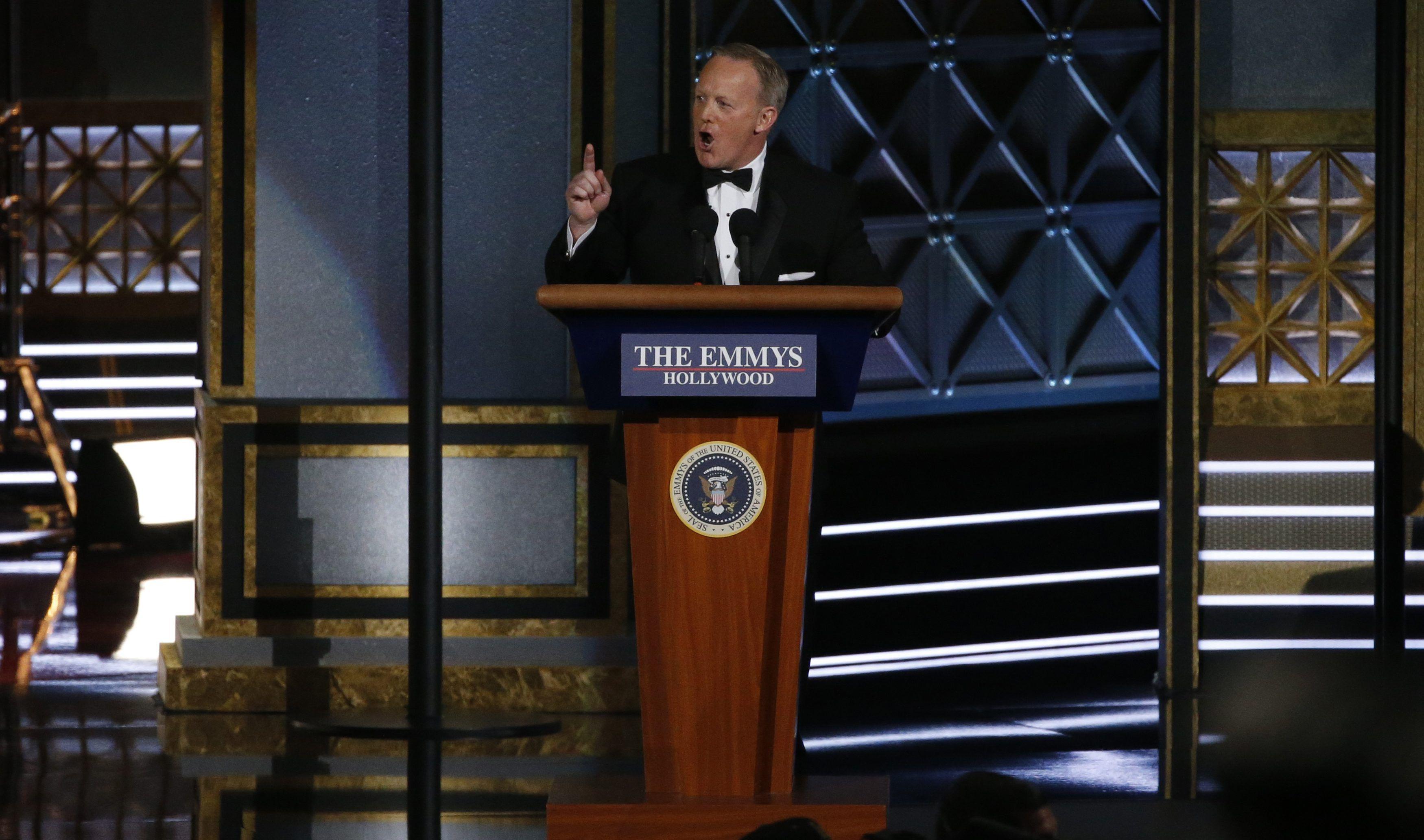 Los Emmy de Trump y los spin doctors
