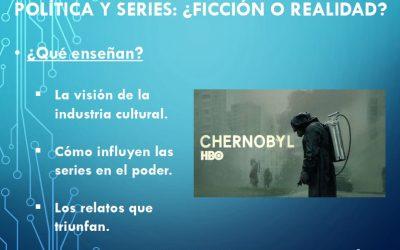 Poder blando, epidemias y series de televisión