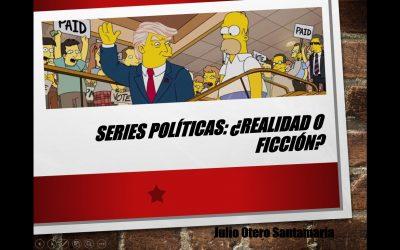 Series de política: ¿realidad o ficción?