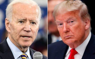 Los debates entre Trump y Biden dan el pistoletazo de salida
