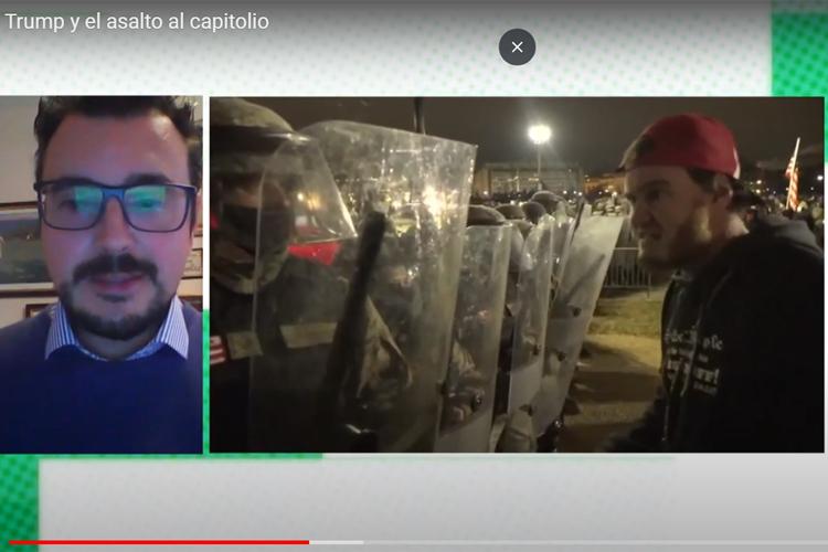 El asalto al Capitolio, expresión y signo de una crisis