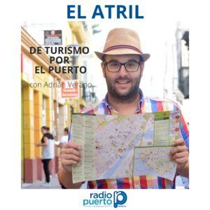 Adrián Verano en Radio Puerto.