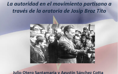 La autoridad en el movimiento partisano a través de la oratoria de Tito
